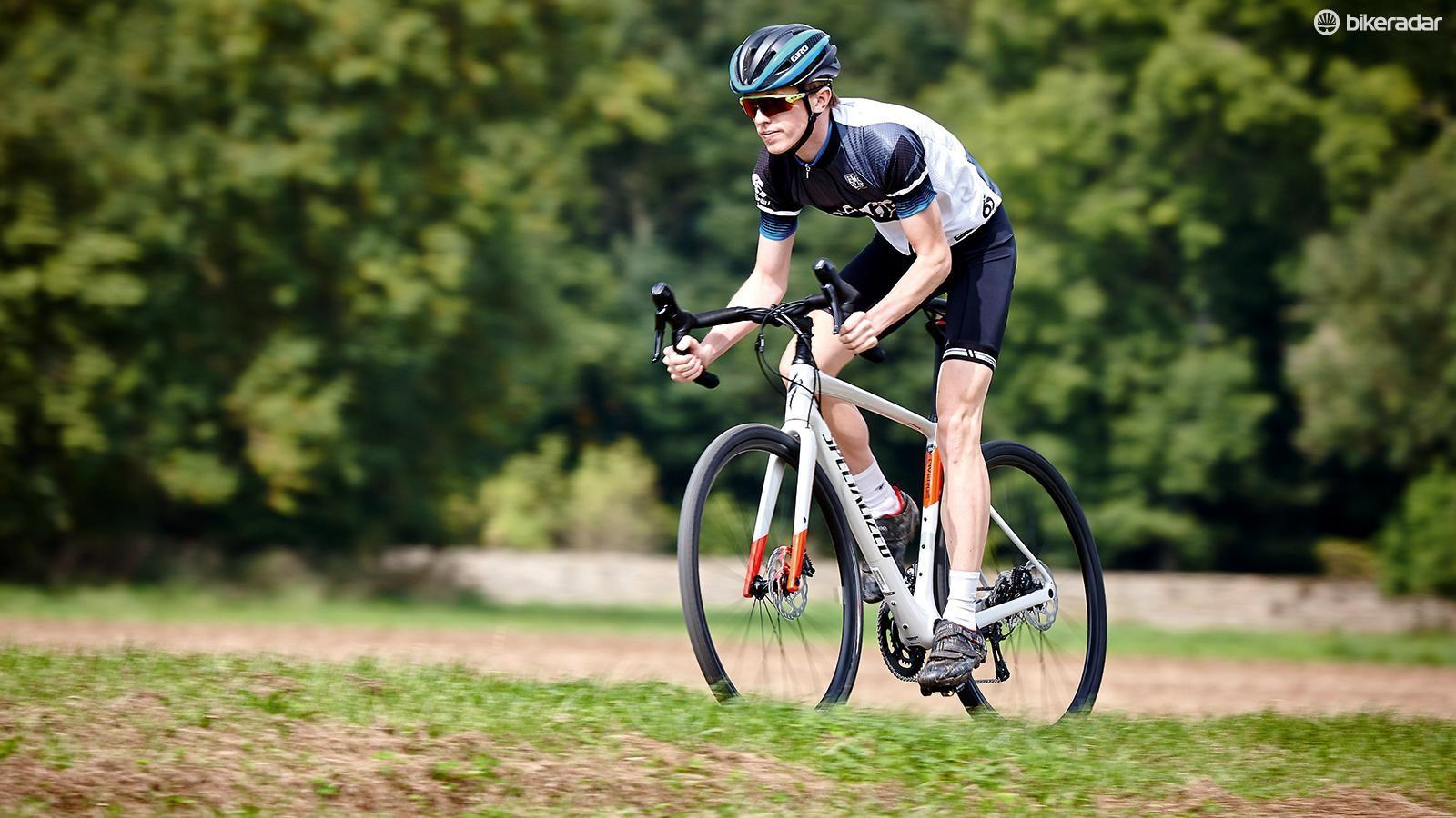 Looks like a bike, rides like a bike, referred to as an 'exploration machine'