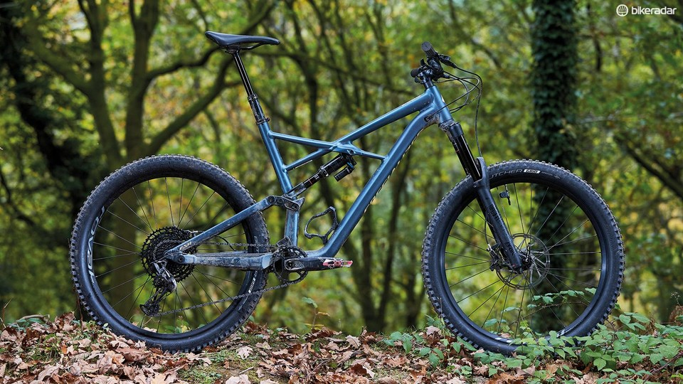 ad947a7ae31 The new Enduro is an okay climber and tames rough descents with ease