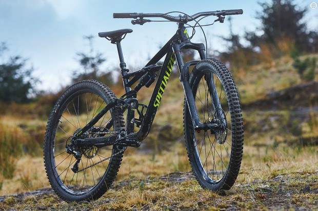 Specialized's changes to the Enduro means it sits closer to the ground, feels roomier when out of the saddle and is more than capable when the trails get ugly