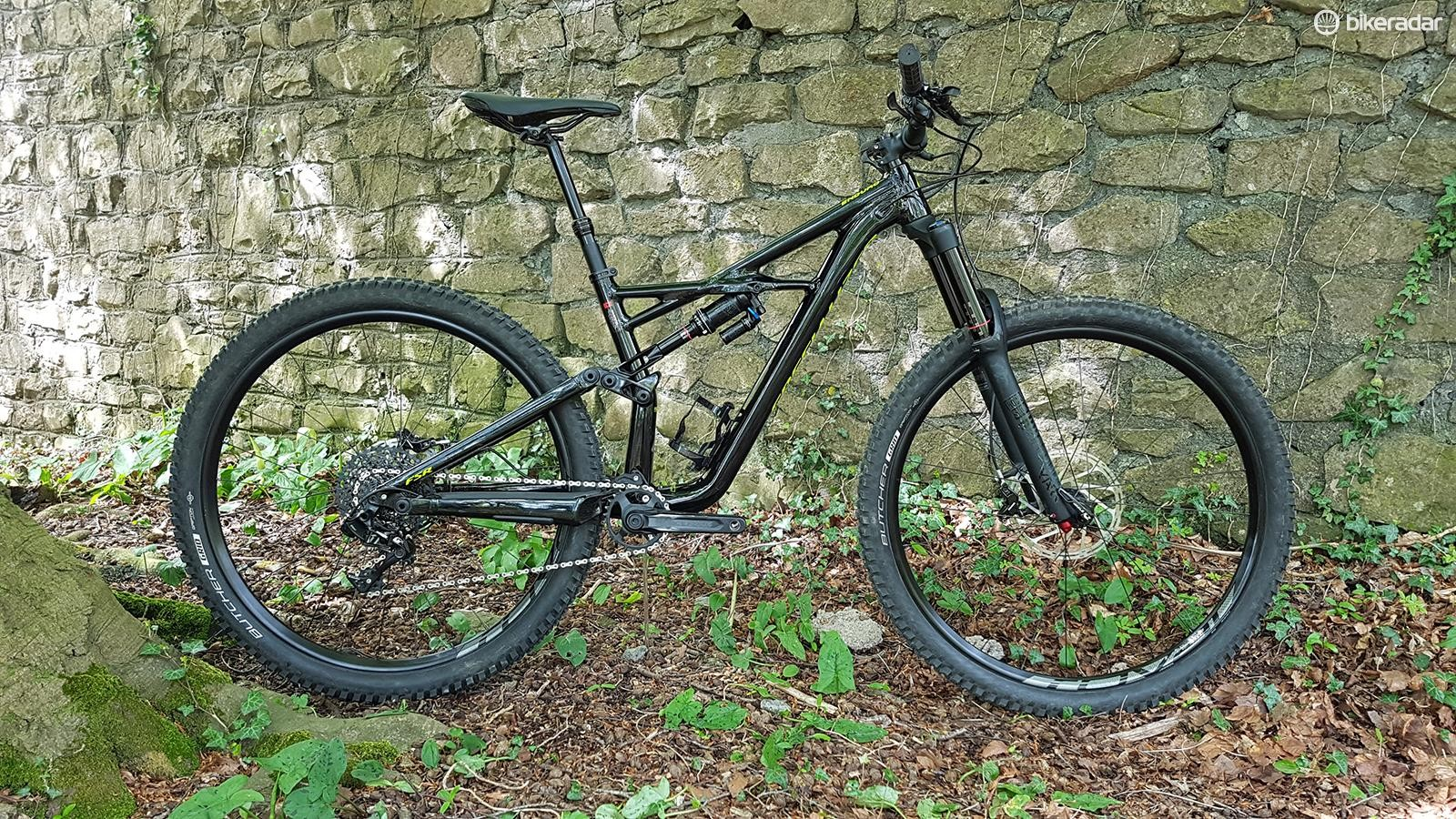 The revamped Specialized Enduro