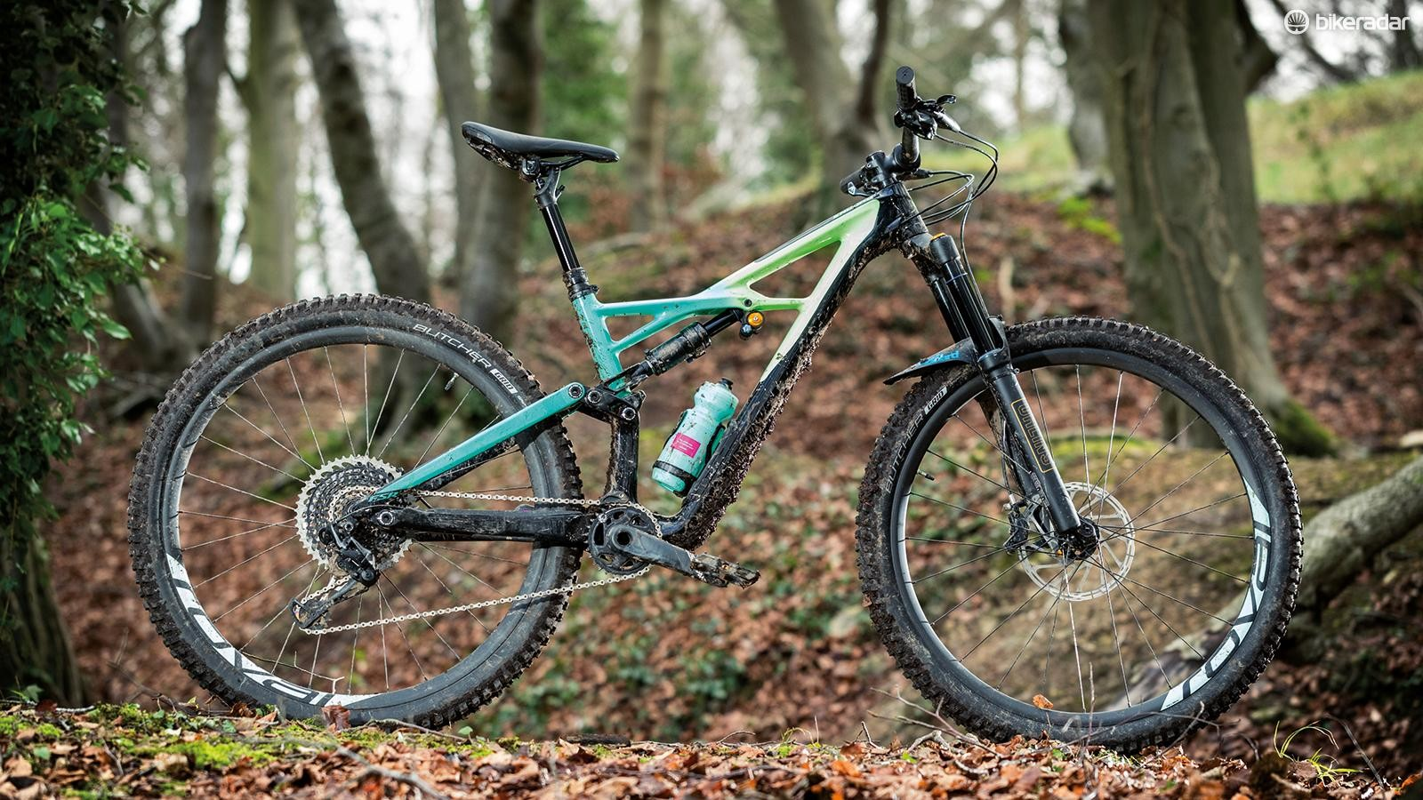 Now longer and lower, the latest Enduro 29 is the best yet