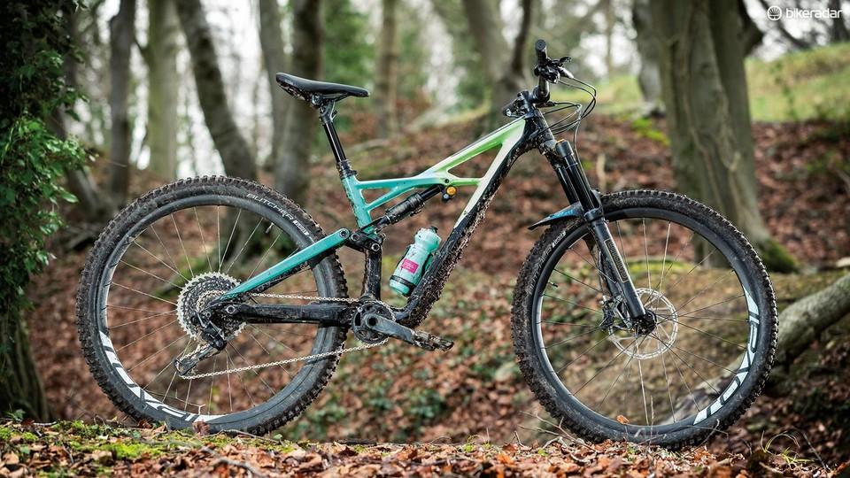 Specialized Enduro Pro 29 first ride review - BikeRadar