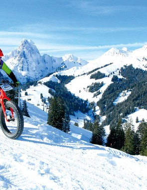 The Specialized is light, efficient and fast-rolling