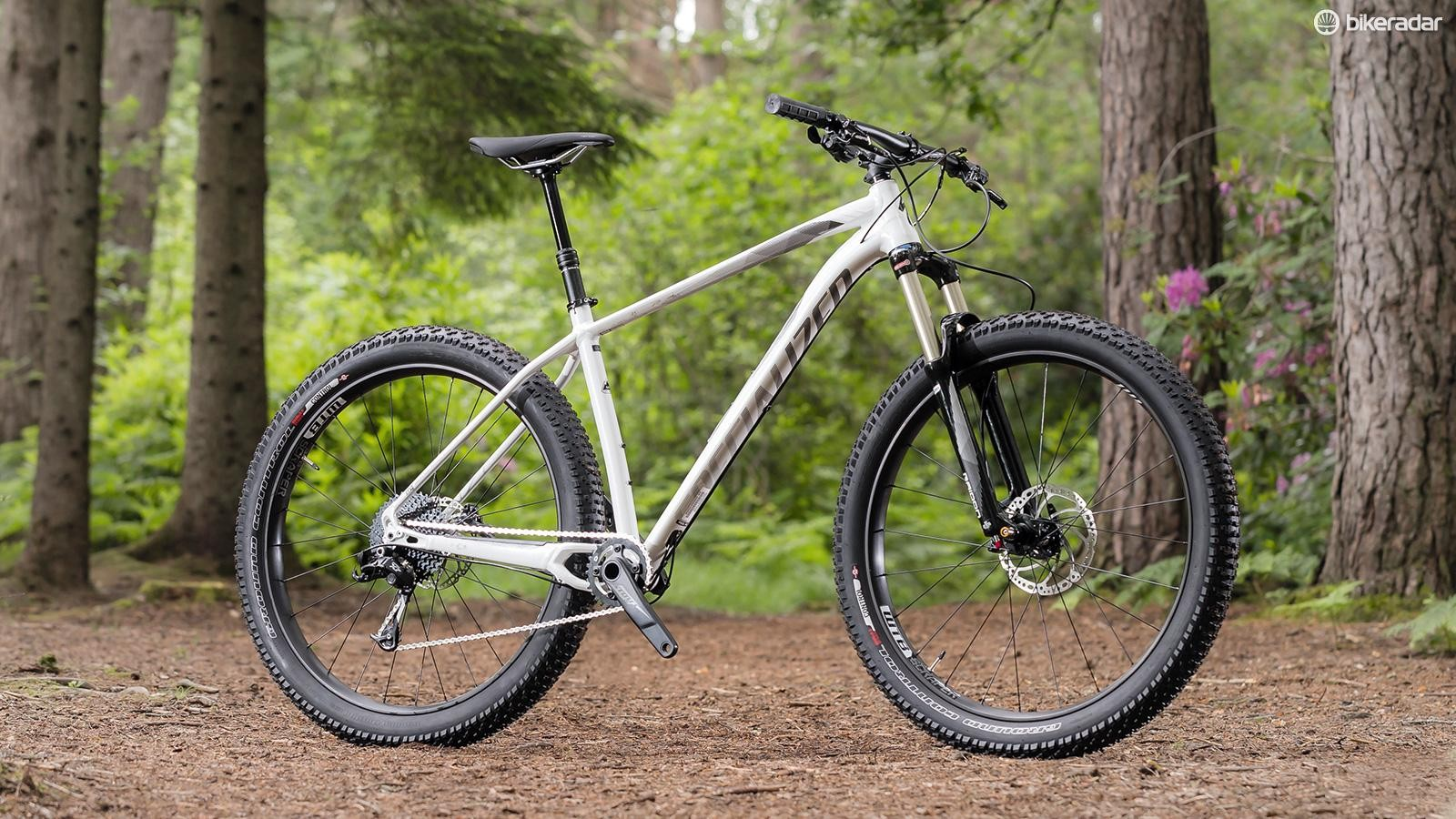 The Specialized Fuse Comp