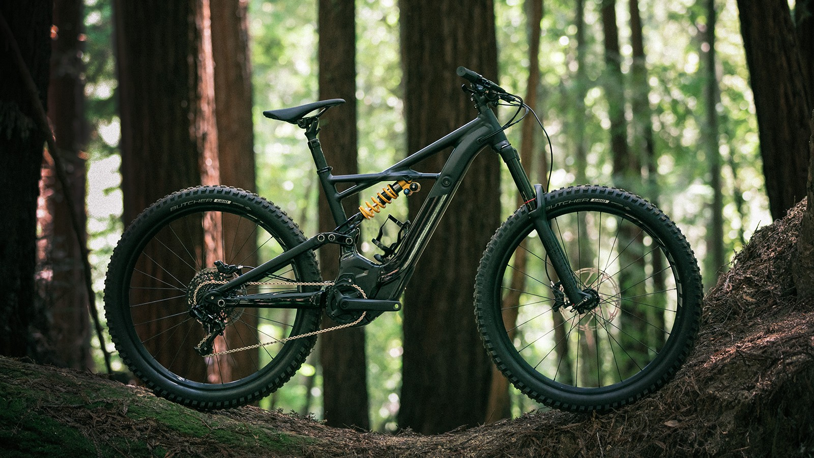Could Specialized's 180mm travel Kenevo be the bike that makes shuttle runs a thing of the past?