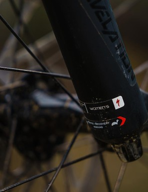 Both fork and shock have a women's specific 'Women's RX' tune