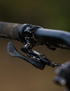 The dropper seatpost is Specialized's own Command Post