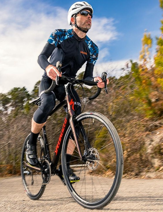 The Specialized Roubaix Comp offers comfort and endurance