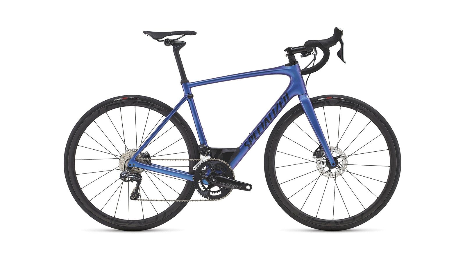 The Specialized Roubaix Pro Di2