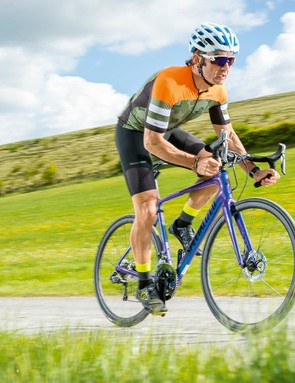 As effective and rapid as any road bike, but with the ability to absorb the worst surfaces