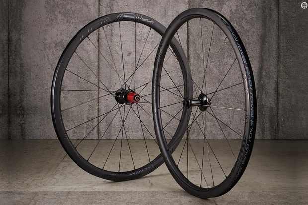 5e0b02d4784 The CLX32s further enhance Roval's reputation as a wheel maker