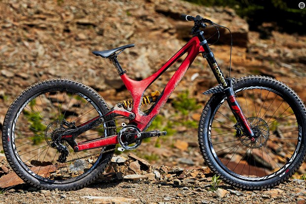 The Specialized S-Works Demo 8