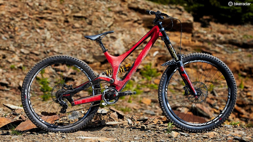 cbad0bba3ba Specialized S-Works Demo 8 first ride review - BikeRadar