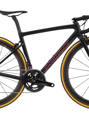 The race-ready S-Works Tarmac Women