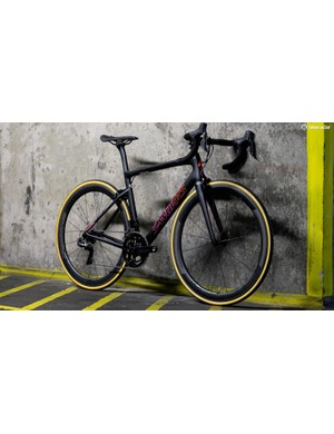 If you've got the money, the S-Works Tarmac has the best of everything