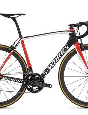 Even if you're not a fan of Specialized, the S-Works Tarmac Dura-Ace is one tasty looking beast