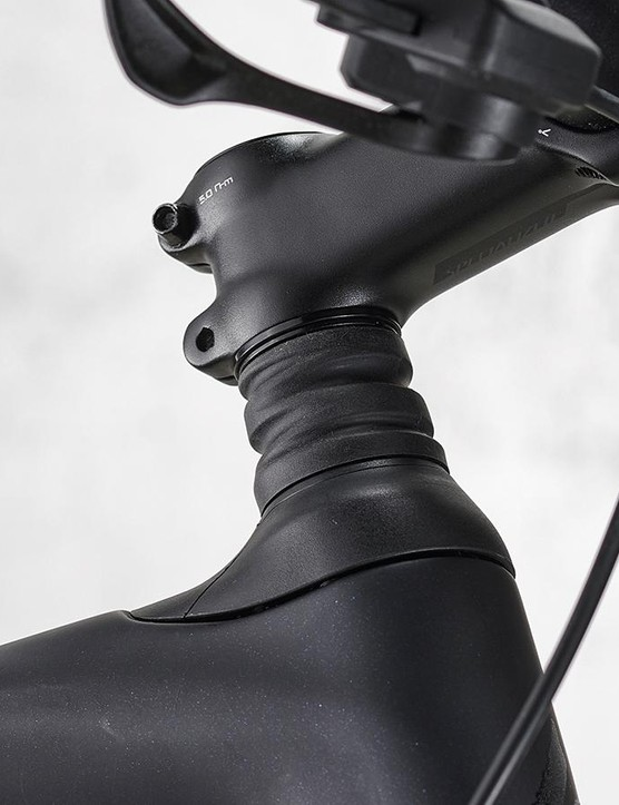 Future Shock suspension adds another layer to rider comfort