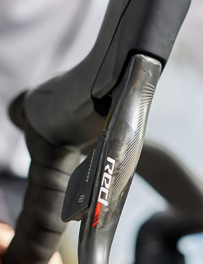The SRAM Red wireless eTap groupset offers flawless shifting and is intuitive to learn to use