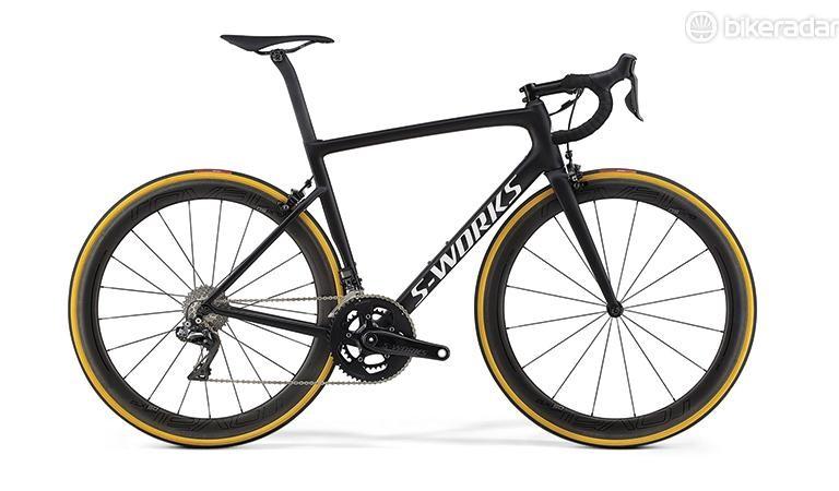 41cd2d5ff01 Specialized S-Works Tarmac review - BikeRadar