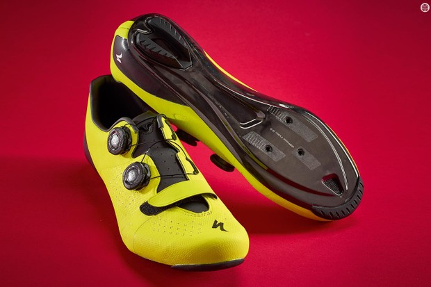 Specialized's Torch 3.0 cycling shoes