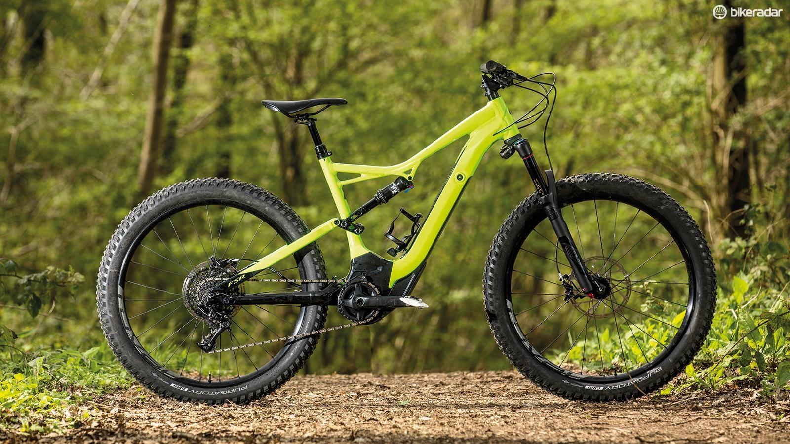 Specialized Turbo Levo FSR Comp e MTB review BikeRadar