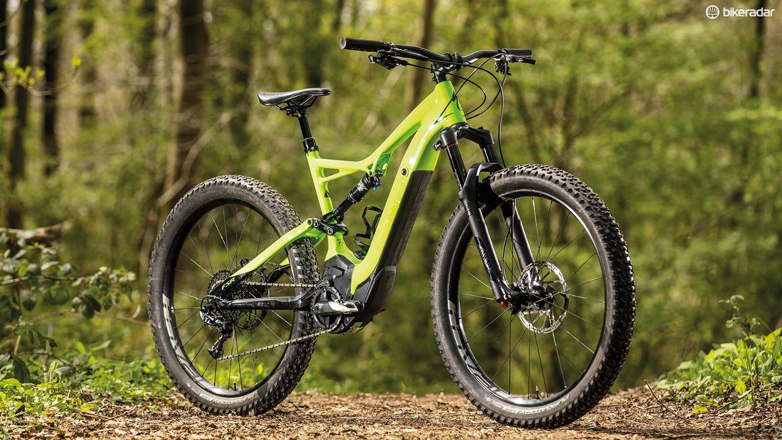 Specialized Turbo Levo FSR Comp e-MTB review - BikeRadar