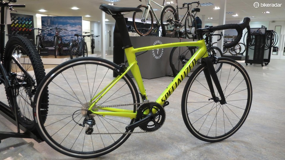Crit racing at a great price with the new Specialized Allez