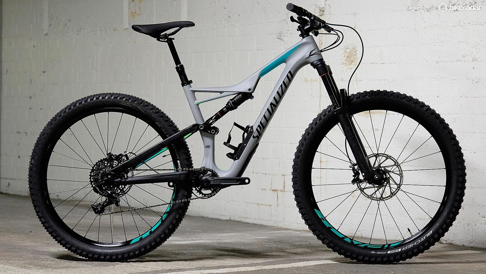 Specialized's 2018 Rhyme Carbon Comp