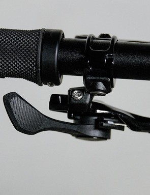 Specialized's Command Post puts its lever where your front derailleur used to be