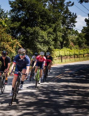 The roads and hills around Specialized Morgan Hill HQ make for a formidable testing ground