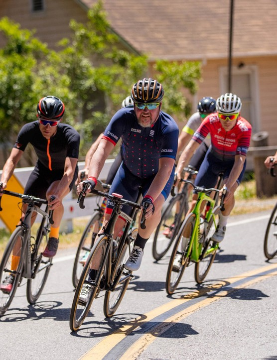 The roads and hills around Specialized's Morgan Hill HQ make for a formidable testing ground