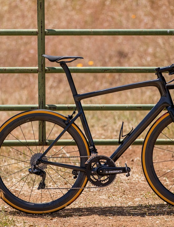 The Project Black Tarmac is about as understated as it gets