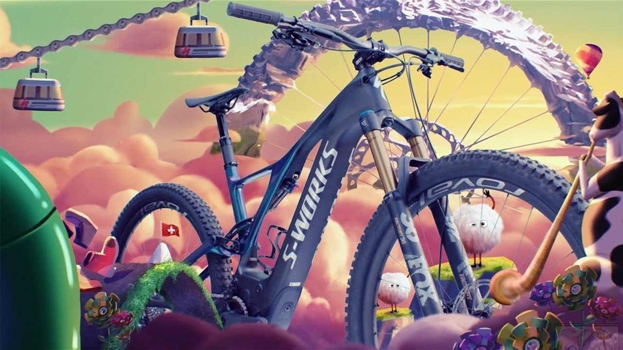 Specialized's latest ads are enjoyable whether you care about the bike or not