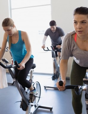 Spinning classes are high-intensity, motivating and time-efficient