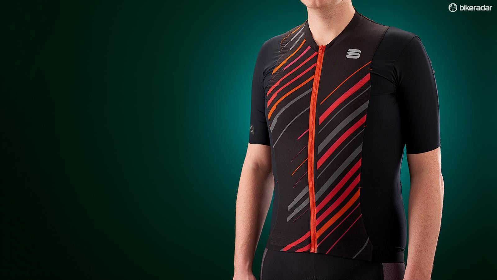 Versatile jersey, seemingly suitable for every occasion