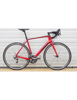 The carbon Zero is available as a complete bike with Ultegra R8000 for £2,299.99
