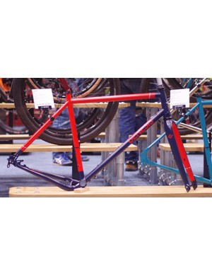 If you'd rather roll your own, this handsome Fugio frameset is £799.99 in Wiggins-esque colours