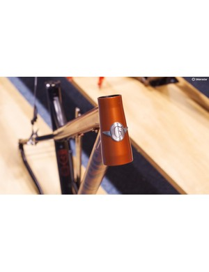 We do like a good head tube badge