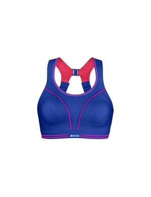Designed for high impact sports and running, the Shock Absorber Ultimate Run Bra offers high level support