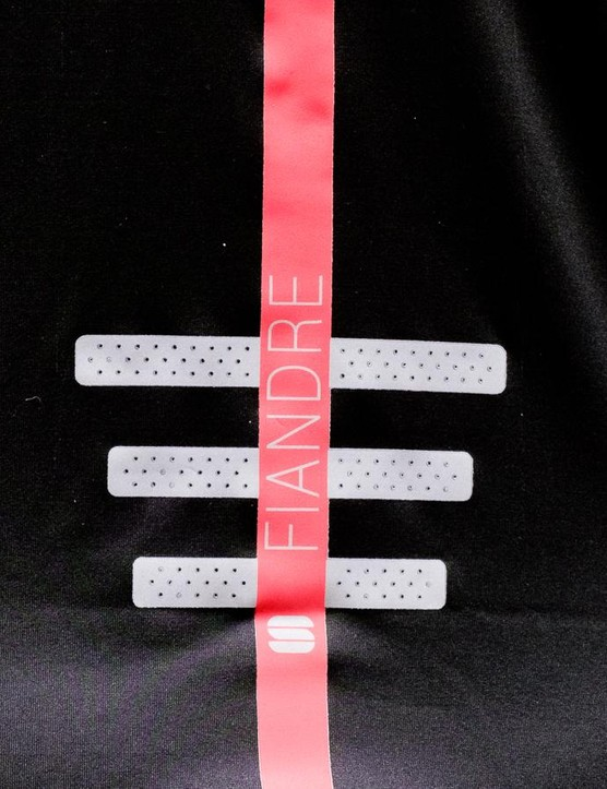Small reflective details feature on all of the Fiandre products
