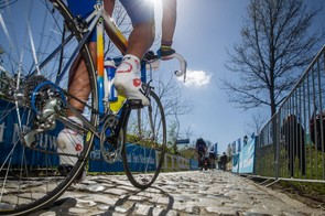 Attend three of the Spring Classics, and ride in a sportive or two