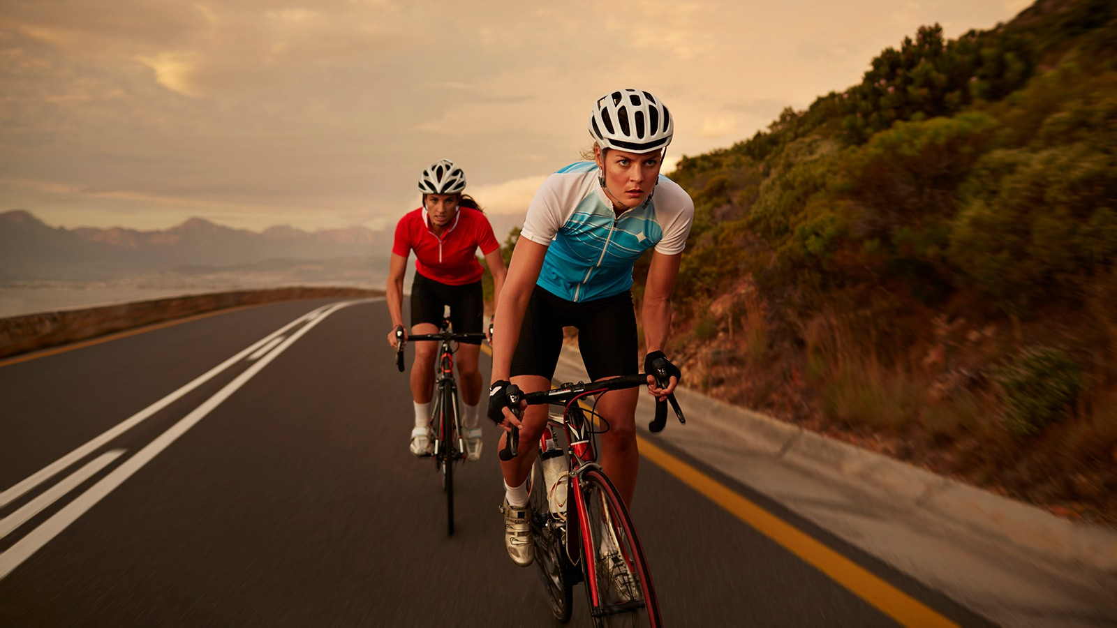 Endurance sports, such as cycling, require the body to produce energy for a long period of time
