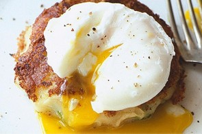 We love this brunch-ready way of using up those leftover sprouts