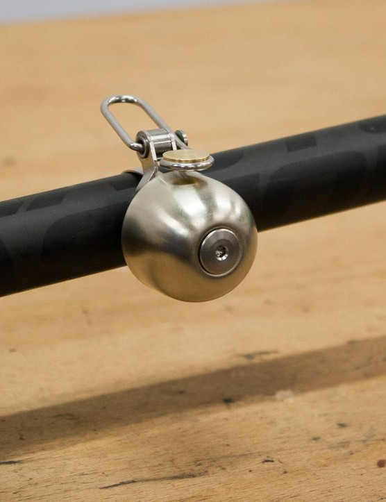 Spurcycle has created the ultimate bike bell