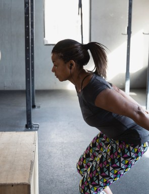 Squat jumps are one of the best ways to boost your explosive power