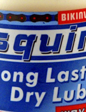 Bikinventions Squirt chain lubricant