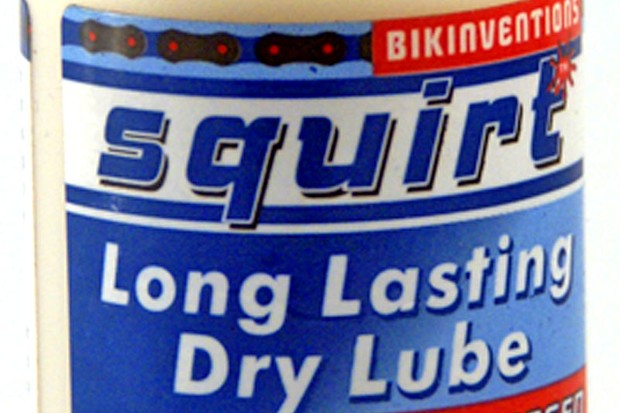 Bikinventions Squirt chain lubricant