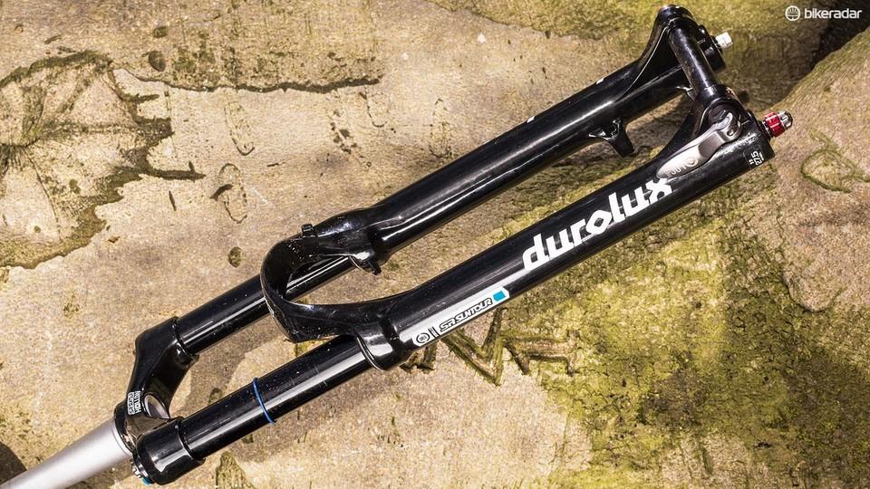 SR Suntour Durolux R2C2 fork review - BikeRadar