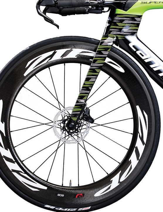 The system is 'non-series', so should fit in with the rest of SRAM's groupsets nicely