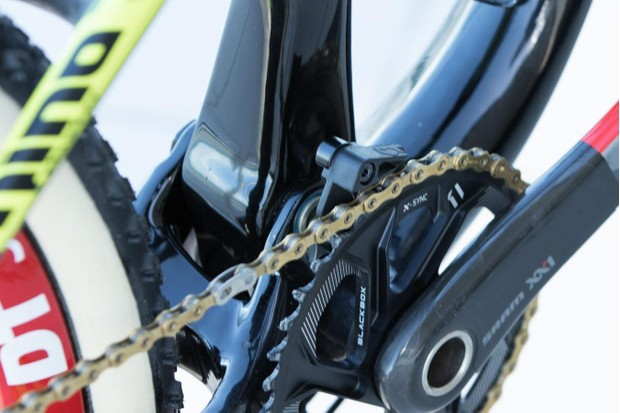 SRAM is pushing for 1x drivetrains to become the norm for mountain biking